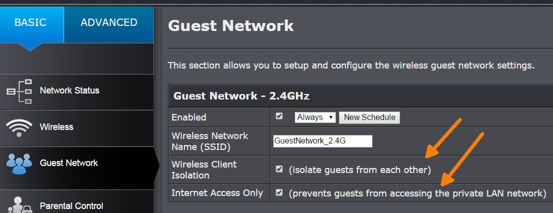 Router Security Checklist